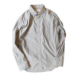 TSB ボタンダウンストレッチシャツ(グレイ、パープル、モクネイビー)