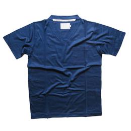 TSBリヨセルVネックTシャツ