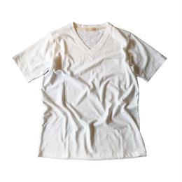 TSB VネックポケットTシャツ