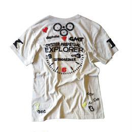 birdog 手刺繍Tシャツ EXPLORER