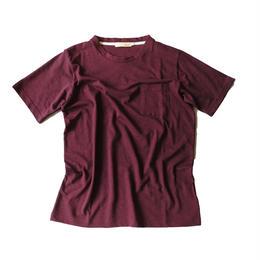TSB 丸首ポケットTシャツ