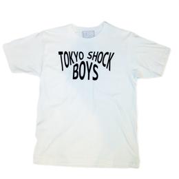 TOKYO SHOCK BOYS T-SHIRTS WHT