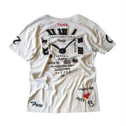 birdog 手刺繍Tシャツ TANK