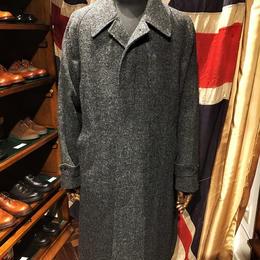 batak  /  Classic  Raglan  Coat / Dark Grey
