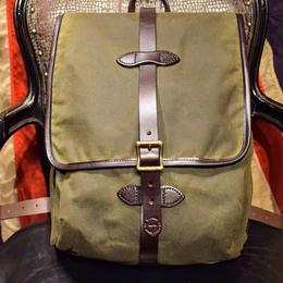 FILSON / Tin Cloth Back Pack