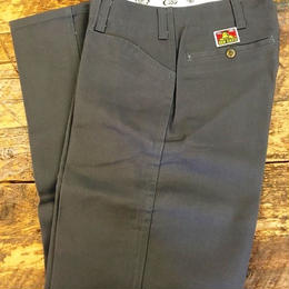 Ben Davis  Wide Pants Size 30 Dark Grey  (New)