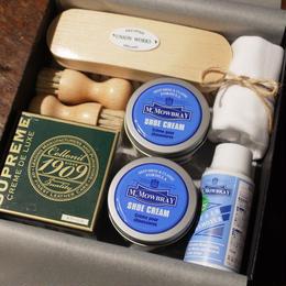 UNION WORKS Original / Gift Box / Assorted Shoe Care Items ②