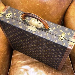 Louis Vuitton / Attache /  Secondhand