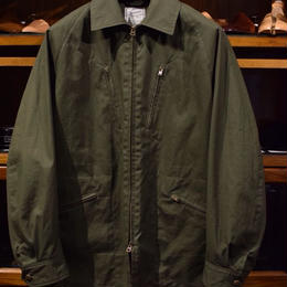 Soundman / Cycling Jacket / Olive