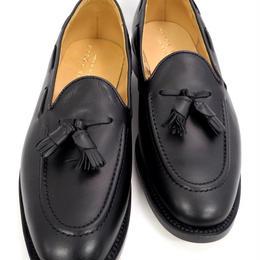 UK Original / Tassel Slip On Shoes / Black
