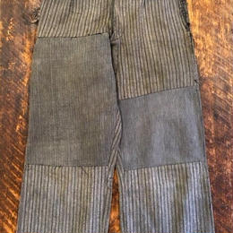 古着 / 1940's French Farmers Work Pants /  Waist  80cm