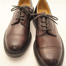 Tricker's × UW / Cap Country Shoes / Burgundy