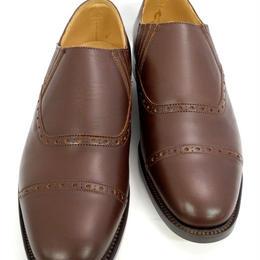 UK Original / Side Elastic Shoes / Brown