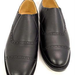 UK Original / Side Elastic Shoes / Black