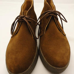 Sanders × UW Ladies / Mud Guard Chukka Boots / Snuff