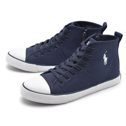 POLO RALPHLAUREN DYLAND MID ZIP NVY
