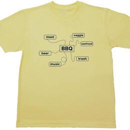 SAUCE!!BBQ  light yellow