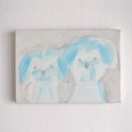 安藤智 作品「dogs」