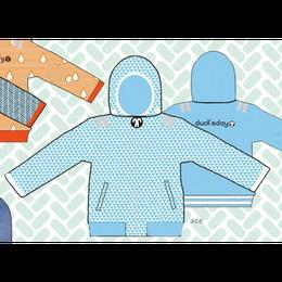 ducksday Reversible jacket  Ace ( 8y / 10y / 12y )
