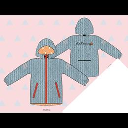 ducksday Rain jacket  Manu  ( 8y / 10y / 12y )