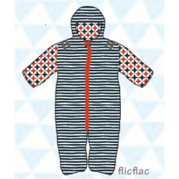 ducksday Baby snow suit Flicflac (74cm ~92cm )