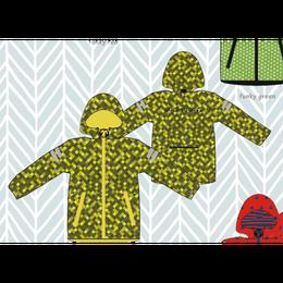ducksday Rain jacket clyde  ( 8y / 10y / 12y )
