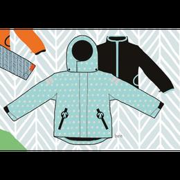ducksday Detachable fleece&jacket Ben ( 8y / 10y / 12y )