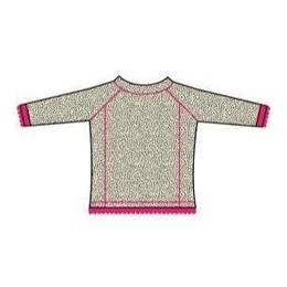 ducksday  T-shirts girl long sleeves   Caje girls (2y / 4y / 6y)