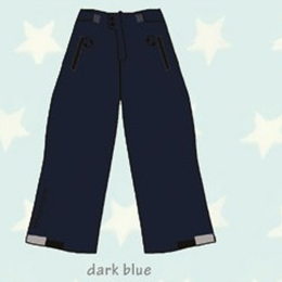 ducksday Lined winter pants  Dark blue  ( 8y / 10y / 12y )