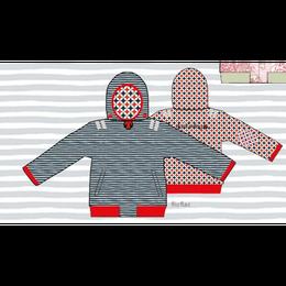 ducksday Reversible jacket Flicflac ( 8y / 10y / 12y )