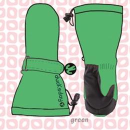 ducksday Mittens Green ( S / M / L )