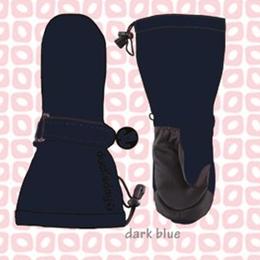 ducksday Mittens Dark blue ( S / M / L )