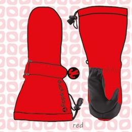 ducksday Mittens Red ( S / M / L )