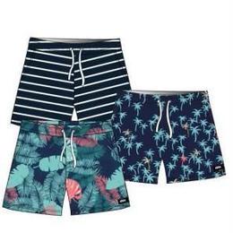 ebbe  Bali swim shorts  Classic navy stripe