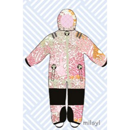 ducksday Toddler snow suit Milsyl (98-104cm ~ 110-116cm )