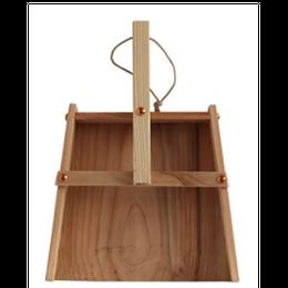 松野屋  木製ちりとり