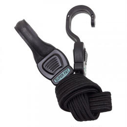 HIGHLAND super fat strap bungee (black)
