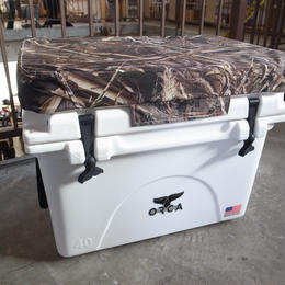 ORCA Seat Cushion Real Tree Max 5 Camo 40