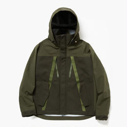 Meanswhile Utility Warm Shell JKT