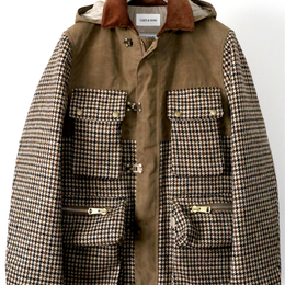TAKE&SONS Trapper Jacket
