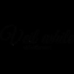 Veil white ロゴデータ 文字:黒 png(背景透過)