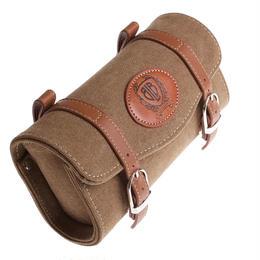 BLB Canvas Saddle Bag / Brown / BLB キャンバス地 サドルバッグ(ブラウン)(SBBB1503)