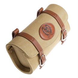 BLB Canvas Saddle Bag / Camel / BLB キャンバス地 サドルバッグ(キャメル)(SBBC1501)