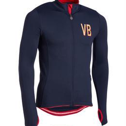 Velobici Continental Long Sleeve Jersey Mens&Womens / ヴェロビチ コンチネンタル 長袖ジャージ メンズ&レディース(VB-183,184)