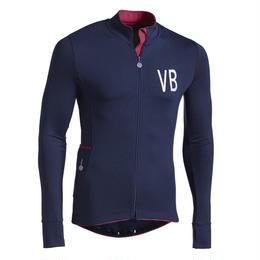 Velobici Franc Long Sleeve Jersey Mens&Womens/ ヴェロビチ フラン 長袖ジャージ メンズ&レディース(VB-189,190)