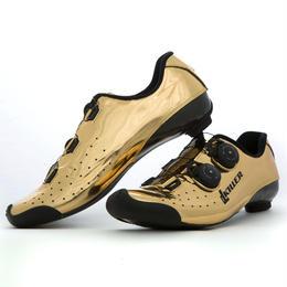 Di Luca Killer KS1 Road Shoes Gold / ディルーカ キラーコレクション KS1 ロードシューズ ゴールド(K-KCSO1BGOLD)