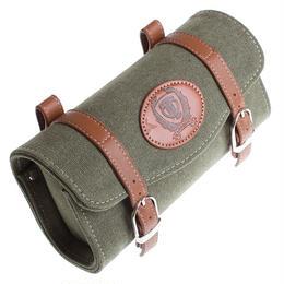 BLB Canvas Saddle Bag / Green / BLB キャンバス地 サドルバッグ(グリーン)(SBBG1502)