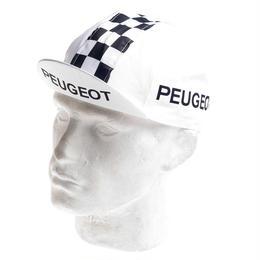 Vintage Cycling Cap / Peugeot / ヴィンテージ サイクリング キャップ /プジョー(BLB-EXCV5516)