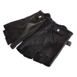BLB Classic Sports Cycling Glove / Leather Black / BLB ブラックレザー サイクリンググローブ(本革素材)(GLBB5000-4)