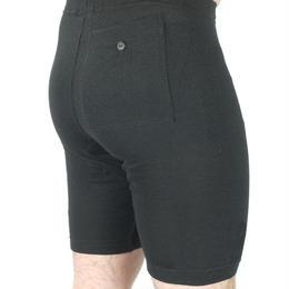 Vintage Velo Classics / Plain Merino Wool Shorts / プレーン メリノウールショーツ(本革インナーパッド仕様)(VV-21822)